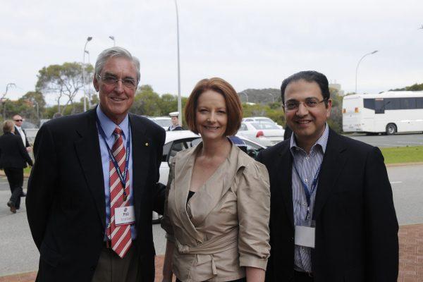 PHS and Julie Gillard JPG