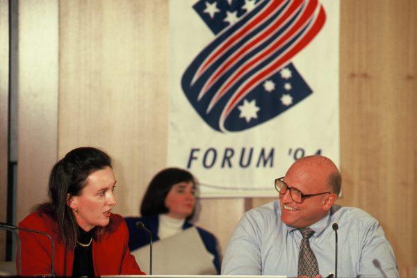 44 RICHARD ARMITAGE and ANNE KEATING FORUM 1994